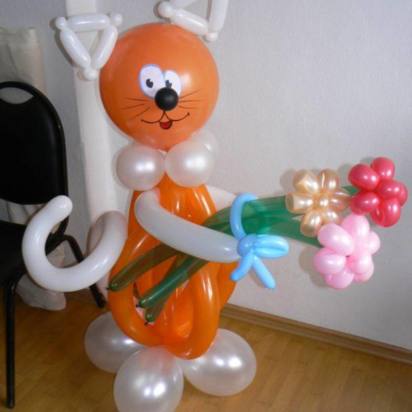 Фигурки из шариков - Гелевые шарики киев