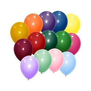 Акция, шар с гелием 9 дюймов (23 см), летает 6-8 часов