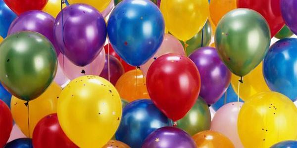 Спецэффекты из воздушных шаров