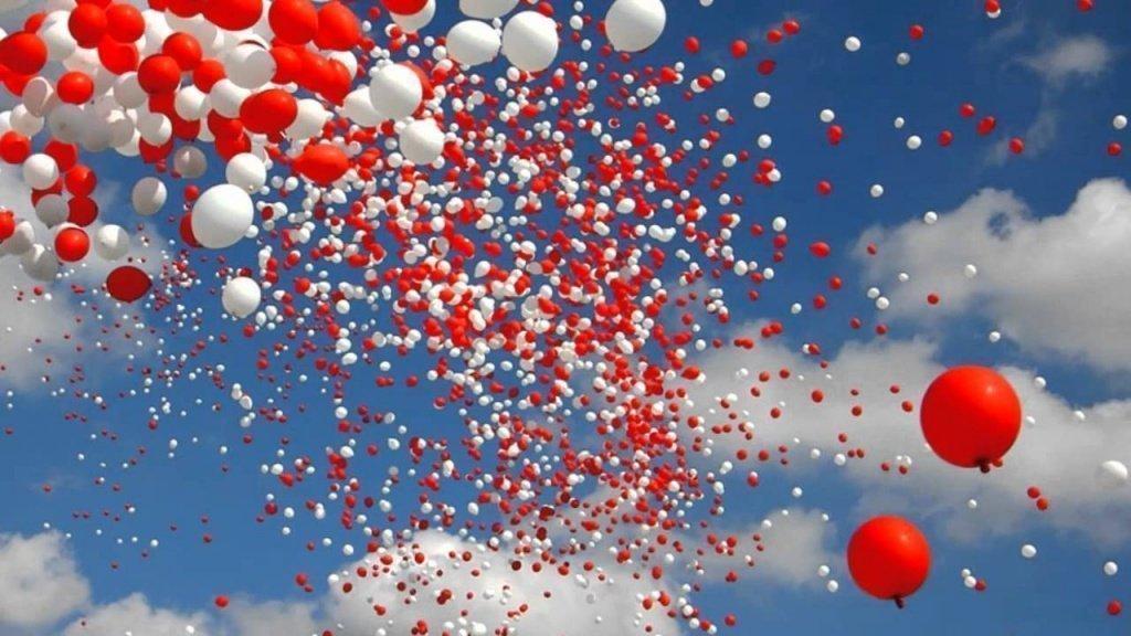 Правила безопасности при использовании воздушных шаров