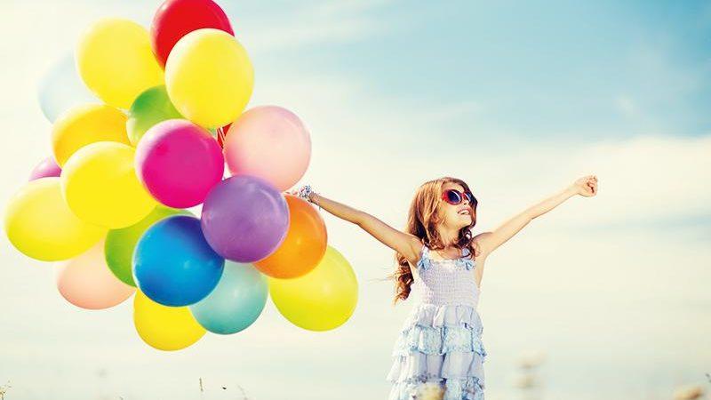 10 развивающих игр с воздушными шариками
