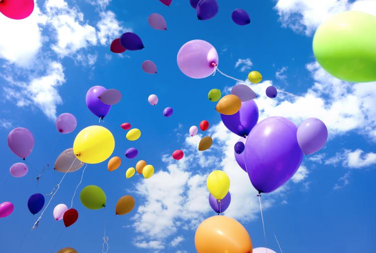 Разновидности воздушных шаров
