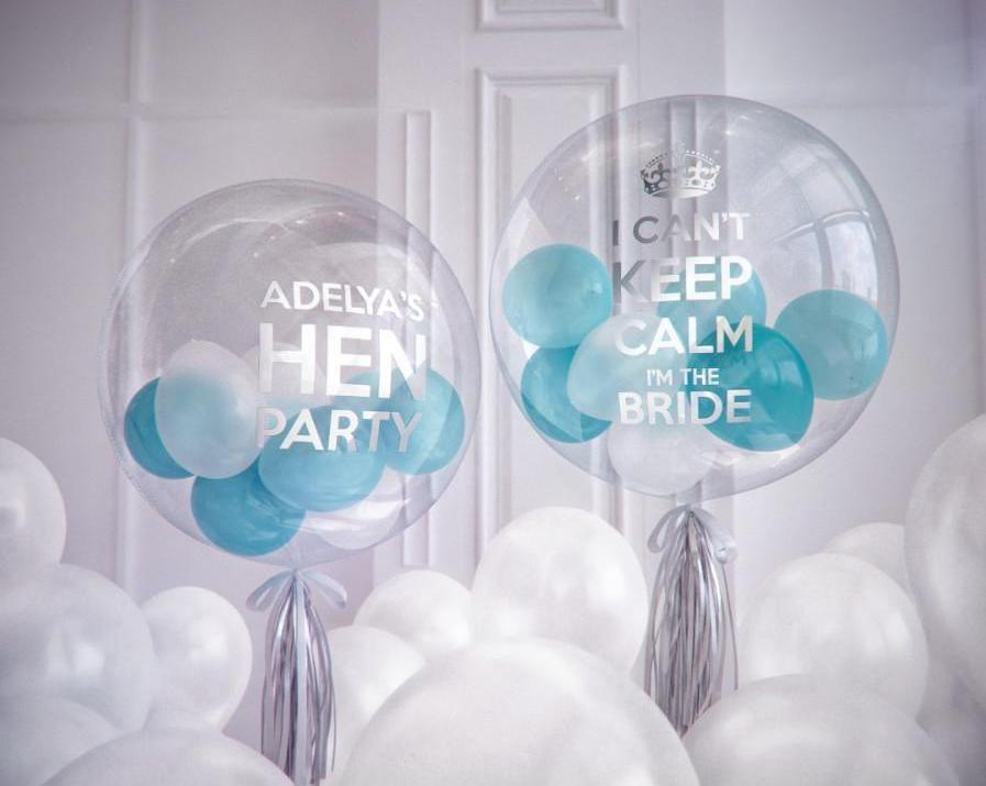 Что такое шары Bubble?