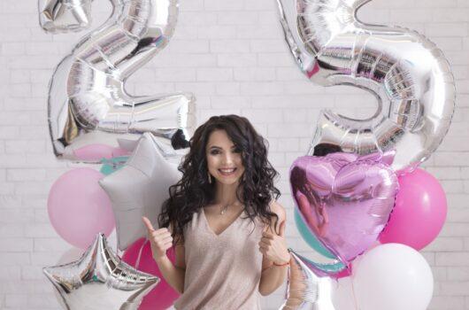 Как выбрать гелиевые шары для мужчин и для женщин?