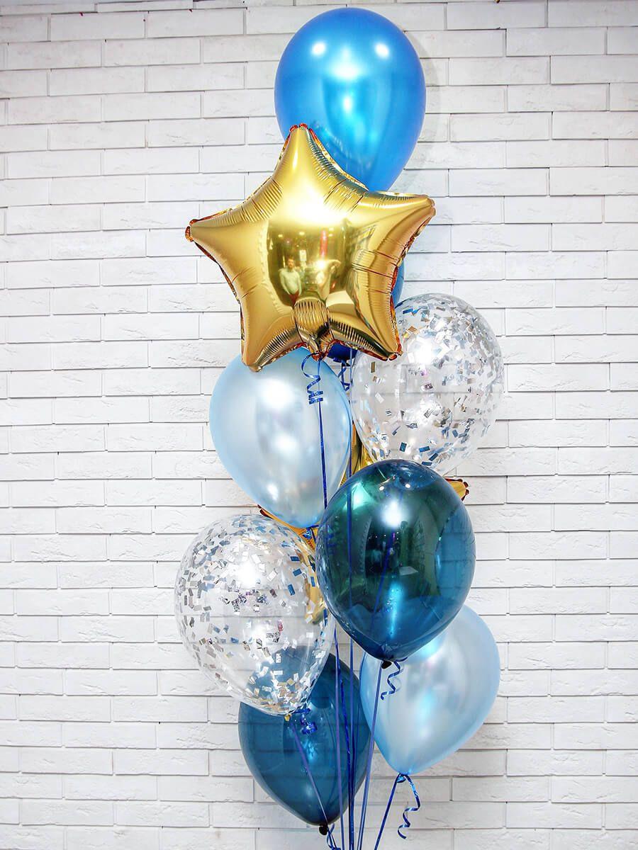 Гелиевые шары на заказ